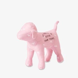 Victoria's Secret PINK mini dog